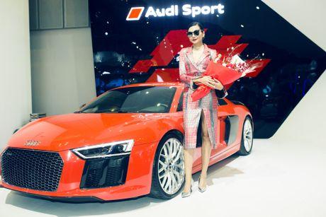 Dot mat voi ve dep cua 'tu dai my nhan' Audi tai VIMS 2016 - Anh 12