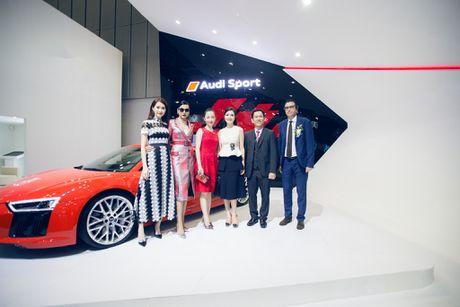 Dot mat voi ve dep cua 'tu dai my nhan' Audi tai VIMS 2016 - Anh 14