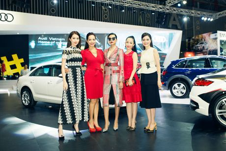 Dot mat voi ve dep cua 'tu dai my nhan' Audi tai VIMS 2016 - Anh 1