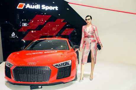Dot mat voi ve dep cua 'tu dai my nhan' Audi tai VIMS 2016 - Anh 2