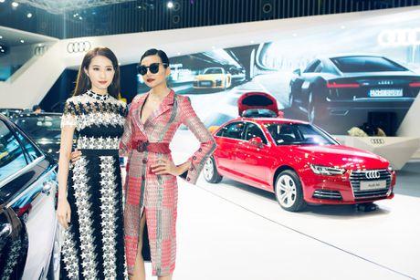 Dot mat voi ve dep cua 'tu dai my nhan' Audi tai VIMS 2016 - Anh 4