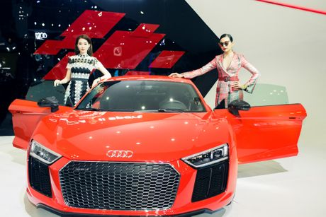Dot mat voi ve dep cua 'tu dai my nhan' Audi tai VIMS 2016 - Anh 6