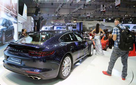 Porsche Panamera Turbo the he moi gia hon 10 ty dong - Anh 4