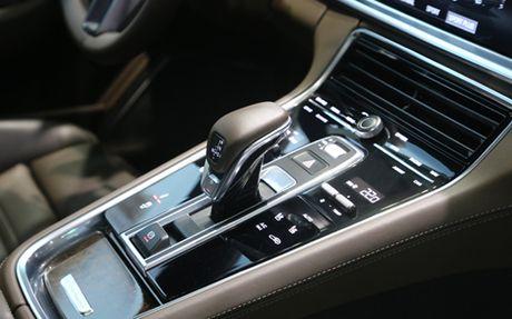 Porsche Panamera Turbo the he moi gia hon 10 ty dong - Anh 7