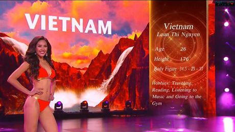 Hanh trinh lot top 20 Hoa hau Hoa binh Quoc te 2016 cua Nguyen Thi Loan - Anh 7