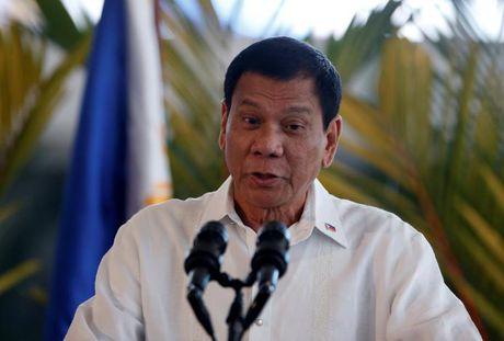 Tong thong Philippines lai thach thuc thoa thuan quan su voi My - Anh 1