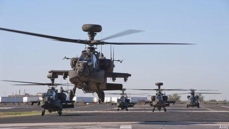 My quyet giu vi the 'hung than canh quat' cho truc thang Apache AH-64E - Anh 1