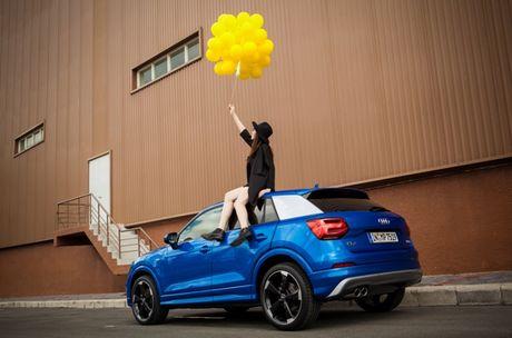 Mau compact SUV Audi Q2 co gi dac biet? - Anh 12