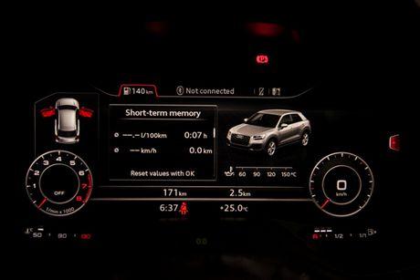 Mau compact SUV Audi Q2 co gi dac biet? - Anh 16
