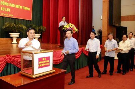 Hai Phong quyen gop duoc 6 ty dong ung ho dong bao mien Trung - Anh 1