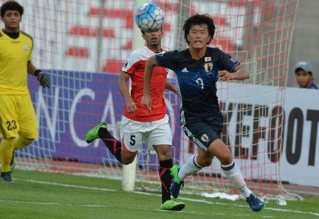 """U19 Nhat Ban: """"Ngon nui"""" truoc mat U19 Viet Nam - Anh 1"""