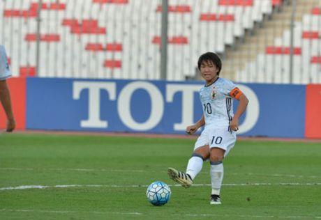 """U19 Nhat Ban: """"Ngon nui"""" truoc mat U19 Viet Nam - Anh 2"""