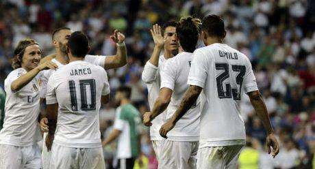Cultural Leonesa – Real Madrid: Chau chau da xe - Anh 2