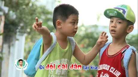 Hoang Rapper hoc hoi kinh nghiem day con tu truyen hinh thuc te - Anh 4