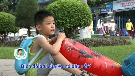 Hoang Rapper hoc hoi kinh nghiem day con tu truyen hinh thuc te - Anh 5