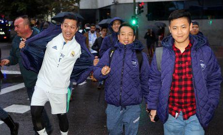 Trai nghiem kho quen khi kham pha Madrid cua FC Thanh Dong - Anh 3