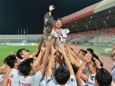 HLV Hoang Anh Tuan: U19 Viet Nam khong co ngoi sao - Anh 1