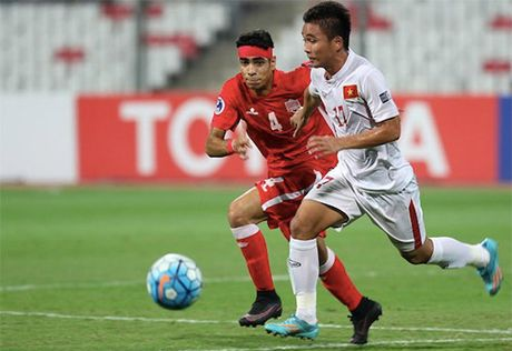 HLV Hoang Anh Tuan: U19 Viet Nam khong co ngoi sao - Anh 2