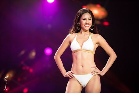 Nguyen Thi Loan ra ve trang tay, Viet Nam se la noi dien ra Miss Grand International 2017 - Anh 2