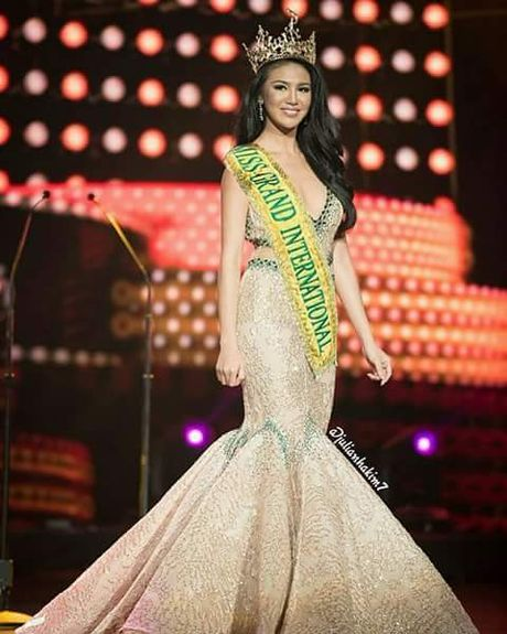 Nguyen Thi Loan ra ve trang tay, Viet Nam se la noi dien ra Miss Grand International 2017 - Anh 4
