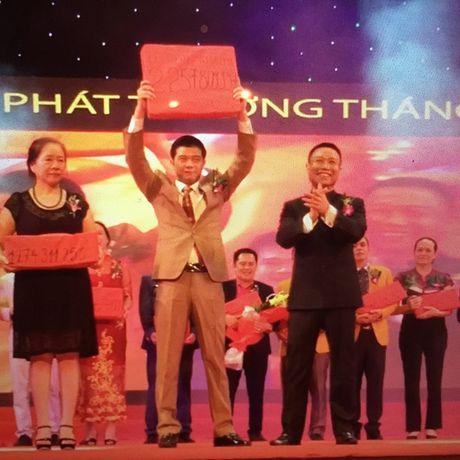Phat Absonutrix Viet Nam 350 trieu dong va thu hoi GCN hoat dong da cap - Anh 1