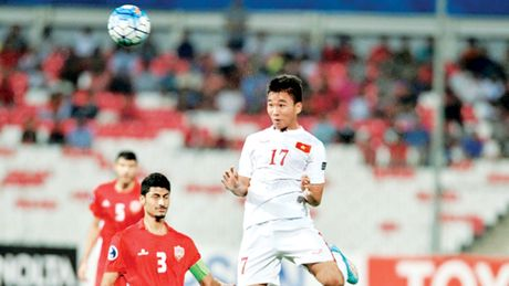 U19 Viet Nam va dau an the hinh - Anh 1