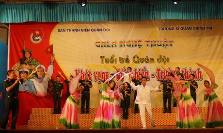 Soi dong dem Gala 'Khat vong - Cong hien - Truong thanh' - Anh 3