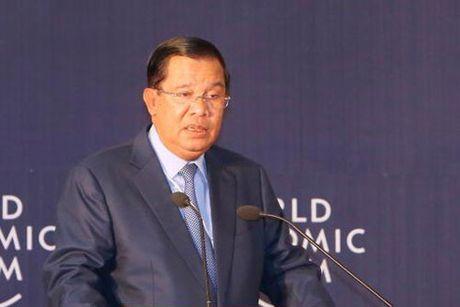 WEF-MEKONG 2016: Thuc day ket noi, phat trien ben vung trong khu vuc - Anh 4