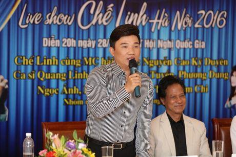 Ca si Quang Linh: Ban dia 'e' la tai...Thu Phuong! - Anh 3