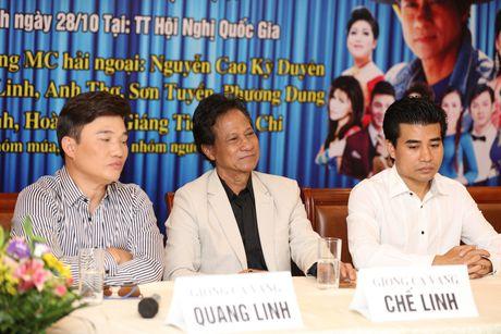 Ca si Quang Linh: Ban dia 'e' la tai...Thu Phuong! - Anh 4