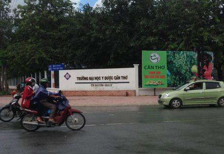 Nam sinh vien truong Dai hoc Y duoc Can Tho mat tich bi an - Anh 2