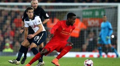 Danh bai Tottenham, Liverpool vao tu ket cup Lien doan Anh - Anh 1