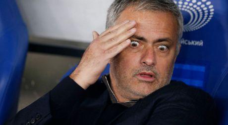 Jose Mourinho: 'Song o Manchester la tham hoa' - Anh 1