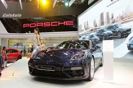 Porsche Panamera 2017 ra mat, gia tu 10,66 ty dong - Anh 2