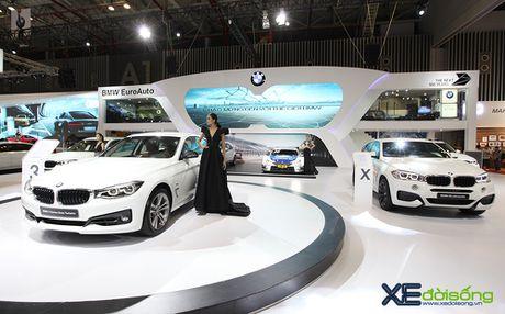 BMW 3GT lo dien ben canh 10 mau BMW khac tai VIMS 2016 - Anh 3