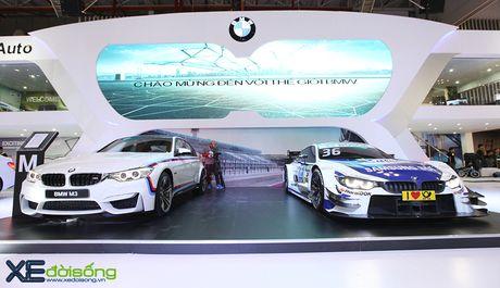 BMW 3GT lo dien ben canh 10 mau BMW khac tai VIMS 2016 - Anh 4