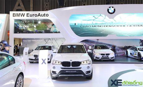 BMW 3GT lo dien ben canh 10 mau BMW khac tai VIMS 2016 - Anh 5