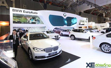 BMW 3GT lo dien ben canh 10 mau BMW khac tai VIMS 2016 - Anh 6
