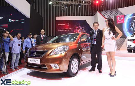 Nissan X-Trail ra mat khach hang phia Nam tai VIMS cung voi Teana va Sunny - Anh 5