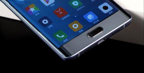 Can canh Xiaomi Mi Note 2 mau Glacier Silver cuc dep - Anh 6