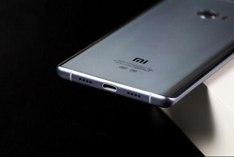 Can canh Xiaomi Mi Note 2 mau Glacier Silver cuc dep - Anh 7