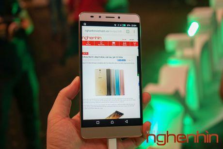 Infinix ra mat cap smartphone pin khung gia tu 2,5 trieu dong - Anh 2