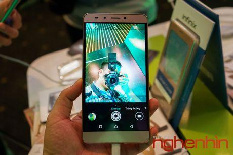 Infinix ra mat cap smartphone pin khung gia tu 2,5 trieu dong - Anh 4