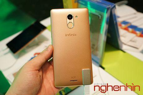 Infinix ra mat cap smartphone pin khung gia tu 2,5 trieu dong - Anh 6