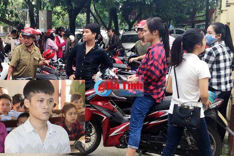 Hoan phien toa vu giet da man tai xe taxi Van Xuan - Anh 3