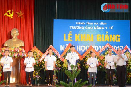 Som dua Cao dang Y te Ha Tinh thanh truong dai hoc - Anh 5