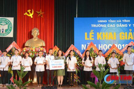 Som dua Cao dang Y te Ha Tinh thanh truong dai hoc - Anh 6