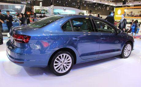 Volkswagen Jetta – doi thu moi cua Toyota Altis tai Viet Nam - Anh 4
