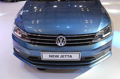 Volkswagen Jetta – doi thu moi cua Toyota Altis tai Viet Nam - Anh 5