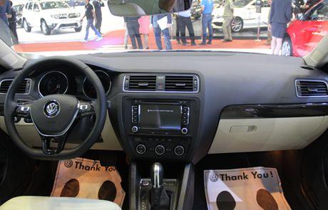 Volkswagen Jetta – doi thu moi cua Toyota Altis tai Viet Nam - Anh 7